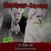 Folge 55: Tkkg 108 - Das Konzert bei den Ratten von Hörspielkammer des Schreckens