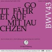 Bachkantate, BWV 43 - Gott fähret auf mit Jauchzen von Chor der J. S. Bach-Stiftung
