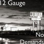 No Demands - Single by 12 Gauge