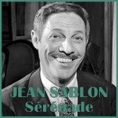 Sérénade de Jean Sablon