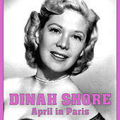 April In Paris de Dinah Shore