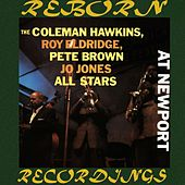 All Stars At Newport, The Complete Recordings (HD Remastered) by Coleman Hawkins