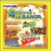 Los 4 Ases De La Banda, Vol. 2 von Vários Artistas