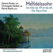 Les Trios op. 49 et op. 66 de Gérard Poulet