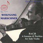 Wolfgang Marschner, Vol. 1: J.S. Bach Sonatas & Partitas for Violin by Wolfgang Marschner
