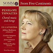 From 5 Continents: Choral Music & Songs de Various Artists
