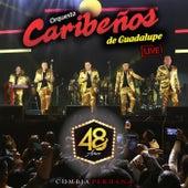 48 Años (Live) [Cumbia Peruana] de Orquesta Caribeños de Guadalupe
