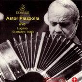 Astor Piazzolla: Live Lugano 13 Ottobre 1983 de Astor Piazzolla