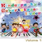 Kinderparty & Geburtstagslieder, Vol. 1 von Various Artists
