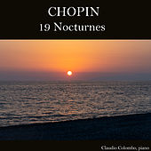 Chopin: 19 Nocturnes by Claudio Colombo