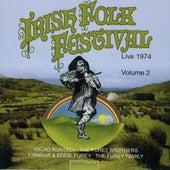Irish Folk Festival Live 1974 Vol. 2 by Various Artists