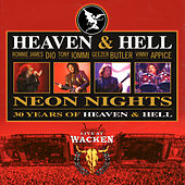 Neon Nights: 30 Years of Heaven & Hell (Live at Wacken) de Heaven and Hell
