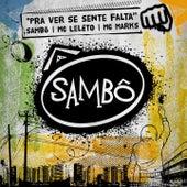 Pra Ver Se Sente Falta von Grupo Sambô