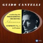 Schumann: Symphony No. 4, Op. 120 von Guido Cantelli