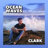 Ocean Waves by Clark