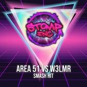 Smash Hit di Area 51