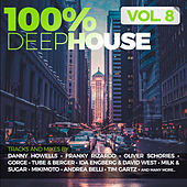 100% Deep House Vol. 8 de Various Artists