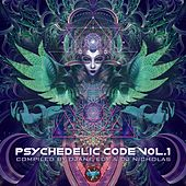 Psychedelic Code, Vol. 1 (Compiled by Djane Edy & DJ Nicholas) by DJ Nicholas Djane Edy