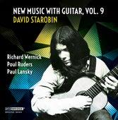 New Music with Guitar, Vol. 9 de David Starobin
