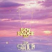 SoySauceLabel周年专辑 de HLxQ v.M, Condensate, Avalon, Vision, Rex Ero, Muxo, VRΛNDN, 麦当叔劳劳, DQNVT PINK