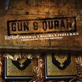 Gun & Quran (feat. Freeway, Maliha, & Feeva B.O.N.) by Tone Trump