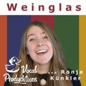 Weinglas von Vocal Producktions