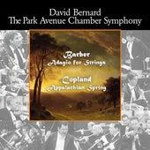 Barber: Adagio for Strings - Copland: Appalachian Spring de David Bernard