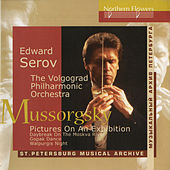 Mussorgsky: Pictures at an Exhibition by Edward Serov