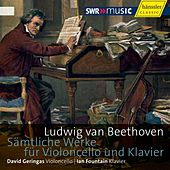 Beethoven: Complete Works for Cello and Piano by Various Artists