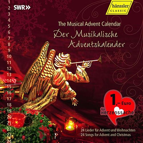 The Musical Advent Calendar: 24 Songs for Advent & Christmas by Various Artists
