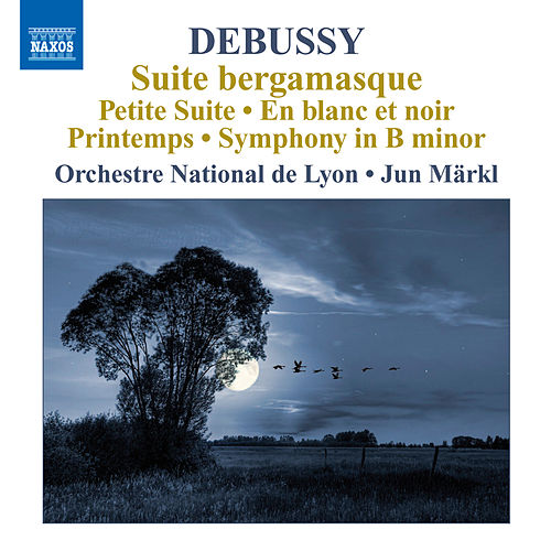 Debussy: Orchestral Works, Vol. 6 by Jun Markl