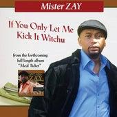 If You Only Let Me Kick It Witchu - Single by Mr. Zay