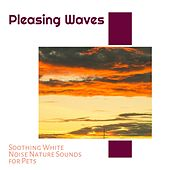 Pleasing Waves - Soothing White Noise Nature Sounds for Pets de Various