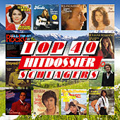 TOP 40 HITDOSSIER - Schlagers de Various Artists