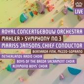 Mahler: Symphony No. 3 by Royal Concertgebouw Orchestra