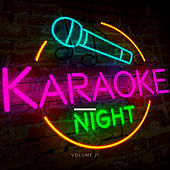 Karaoke Night, Vol. 21 (Karaoke Sing Along Chart Buster Hits) by Anna Gramm