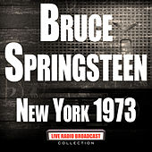 New York 1973 (Live) by Bruce Springsteen