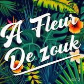 A FLEUR DE ZOUK - vol 2 de Steevy, JMJR, Lindsey Lin's, Tienno, Dave, Carbeti, Kristel, Jeff Nolly, Djeely, Vanessa Celestine, Imani, Moze, Myl's, Cédric Toulon, Muryel