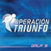 Operación Triunfo (Gala 6 / 2002) von Various Artists