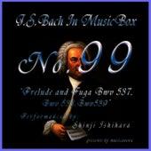 Bach In Musical Box 99 / Prelude And Fuga Bwv 537-539 by Shinji Ishihara