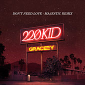 Don't Need Love (Majestic Remix) by 220 KID