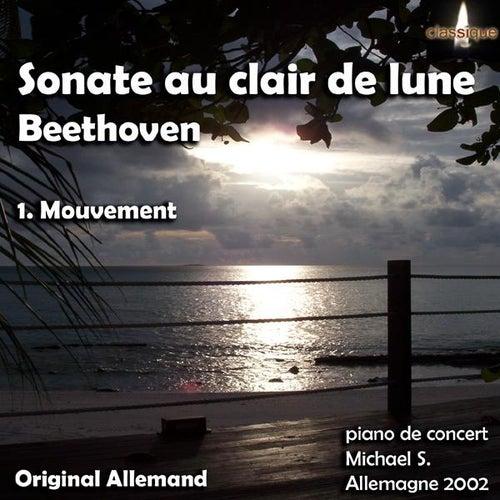 Sonate Au Clair De Lune - Single de Ludwig van Beethoven