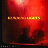 Blinding Lights de Piano  Keys