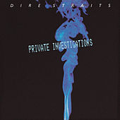 Private Investigations / Badges, Posters, Stickers, T-Shirts de Dire Straits