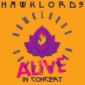 Hawklords Alive de Hawklords