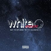 White Moon by Sky