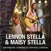 Lennon Stella & Maisy Stella As Maddie Conrad & Daphne Conrad di Nashville Cast