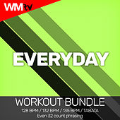 Everyday (Workout Bundle / Even 32 Count Phrasing) de Workout Music Tv