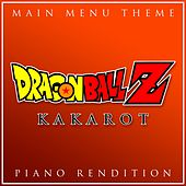 Dragonball Z: Kararot - Main Menu Theme (Piano Rendition) de The Blue Notes
