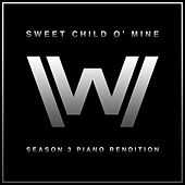 Sweet Child O' Mine - Westworld Season 3 Trailer (Piano Rendition) by The Blue Notes